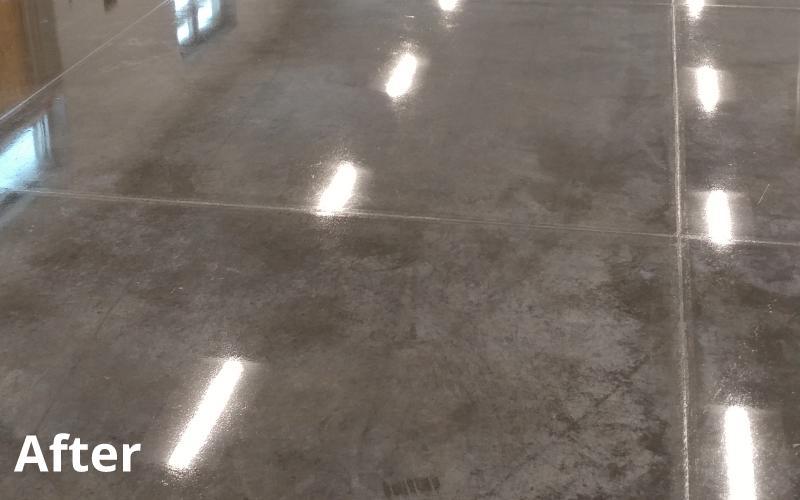 MARBLELIFE® | Polished Concrete | The Carolinas